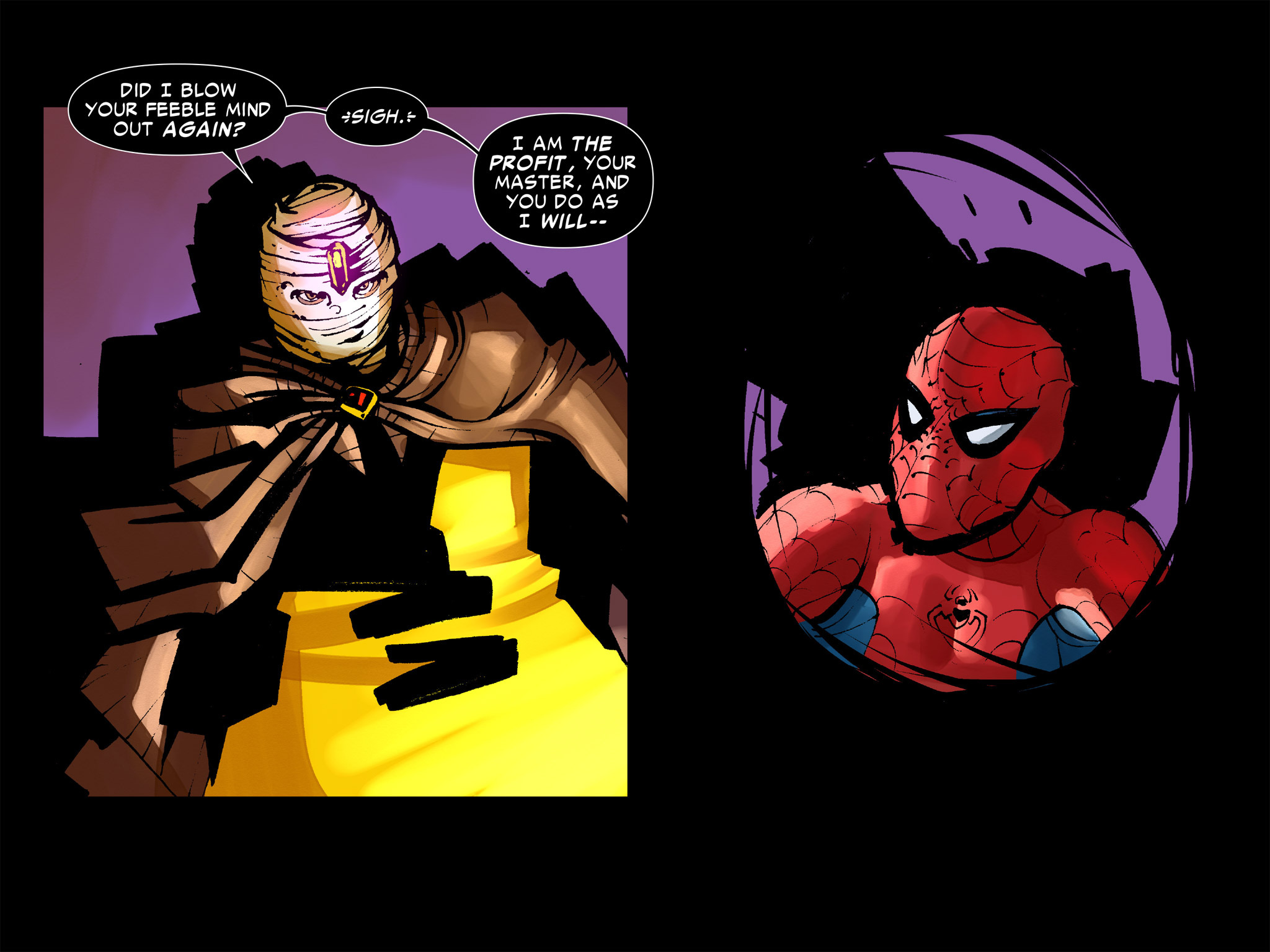 Read online Amazing Spider-Man: Who Am I? comic -  Issue # Full (Part 1) - 206