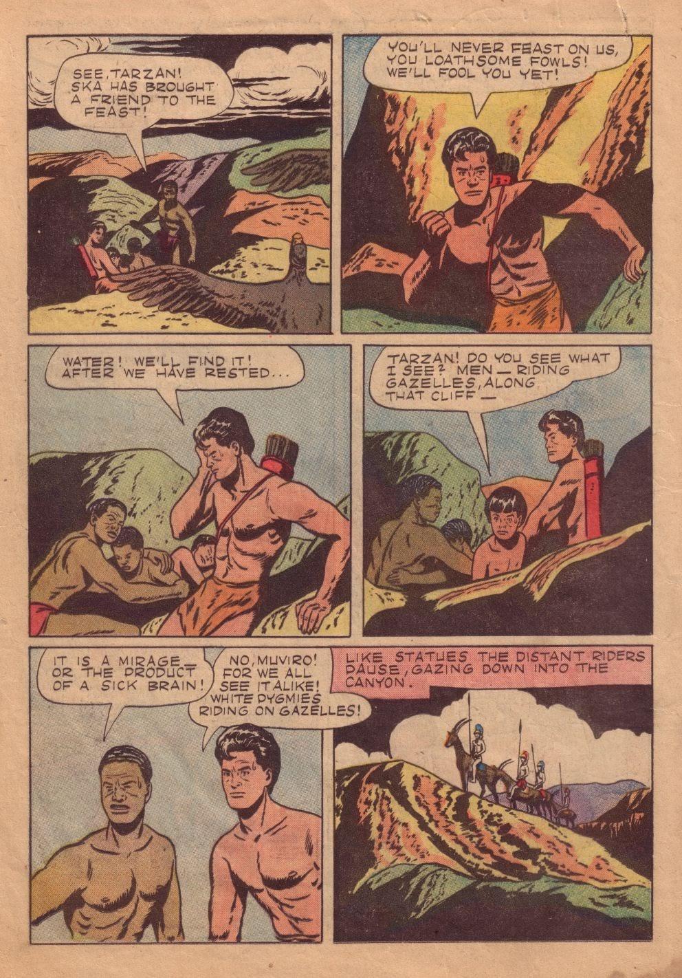 Tarzan (1948) issue 8 - Page 12