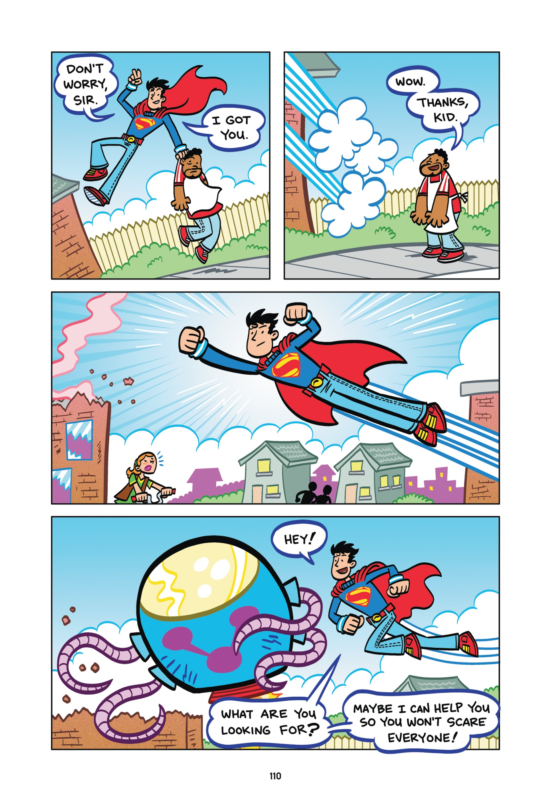 Superman of Smallville #TPB #1 - English 109