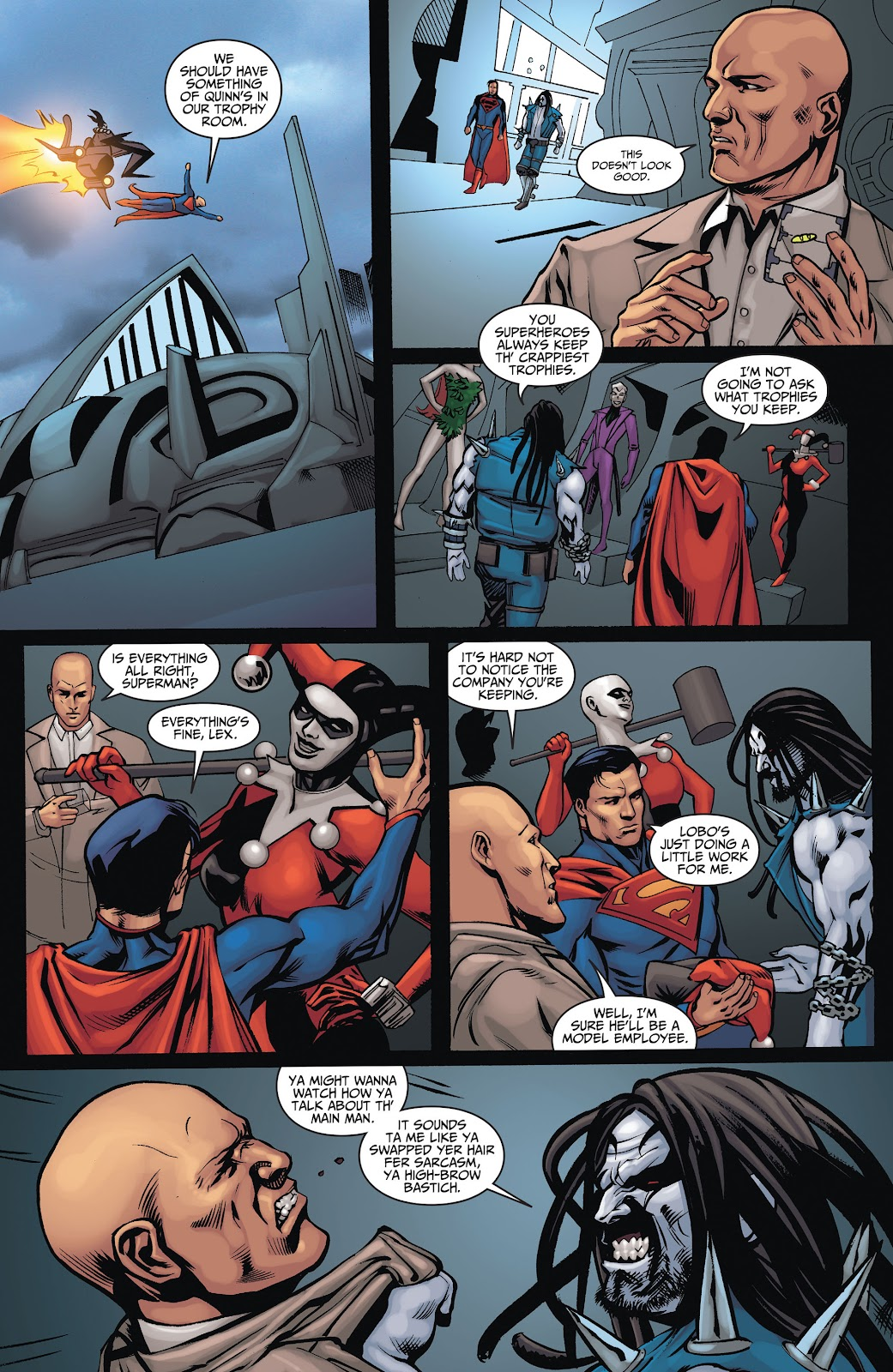 Injustice: Gods Among Us [I] issue _Annual_1 - Page 15