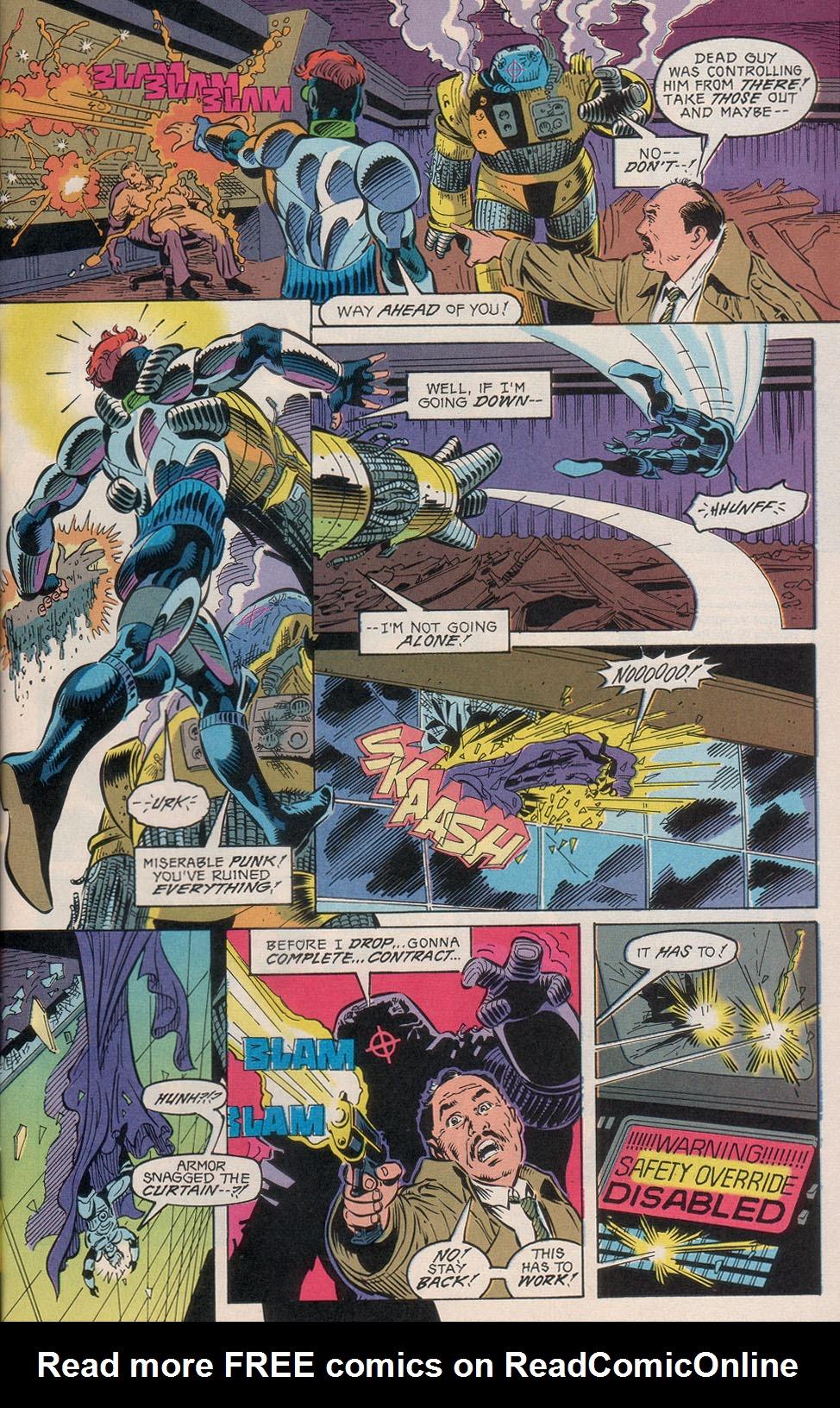 Read online Gunfire comic -  Issue #4 - 29