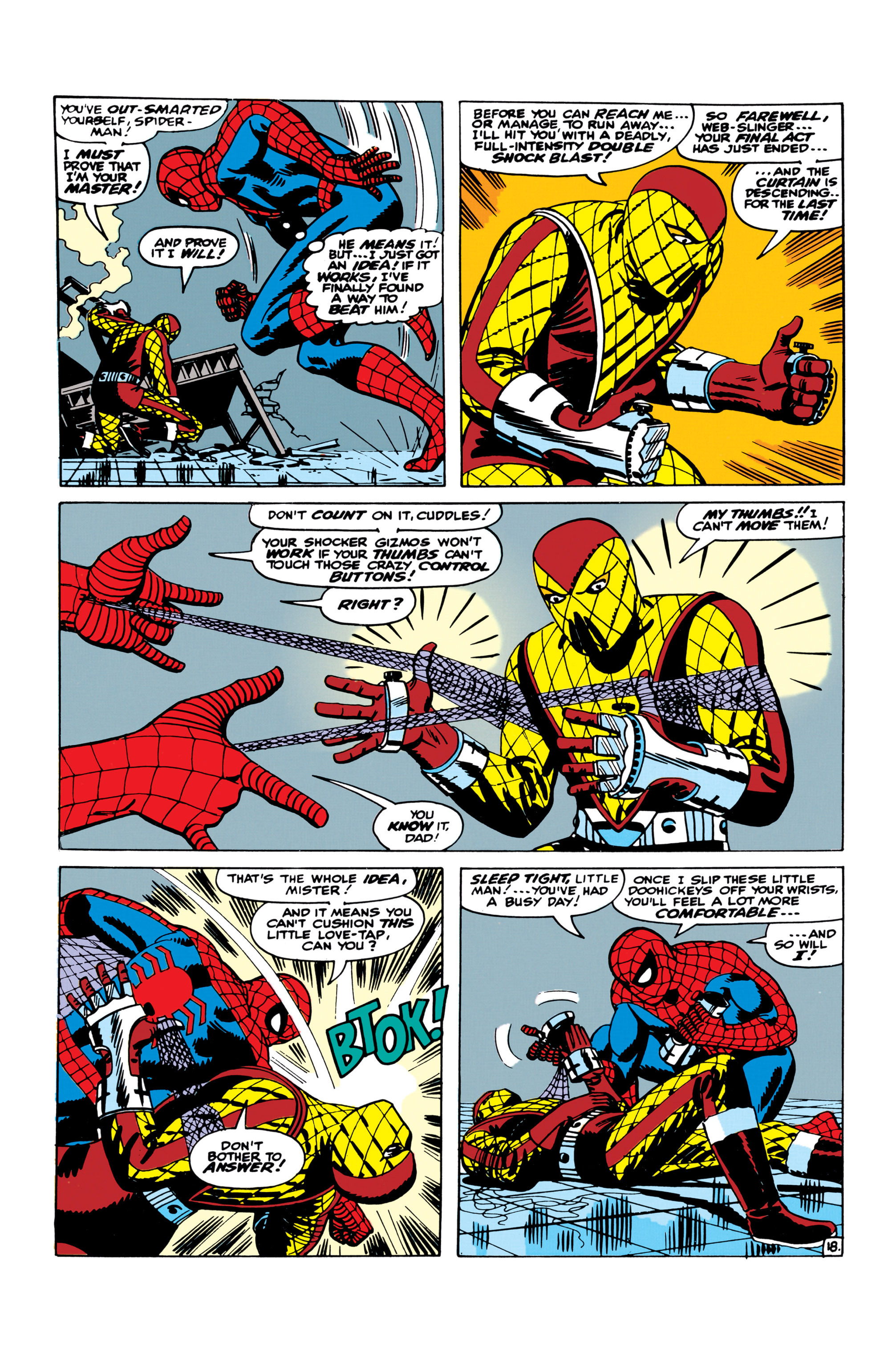 The Amazing Spider-Man (1963) 46 Page 18