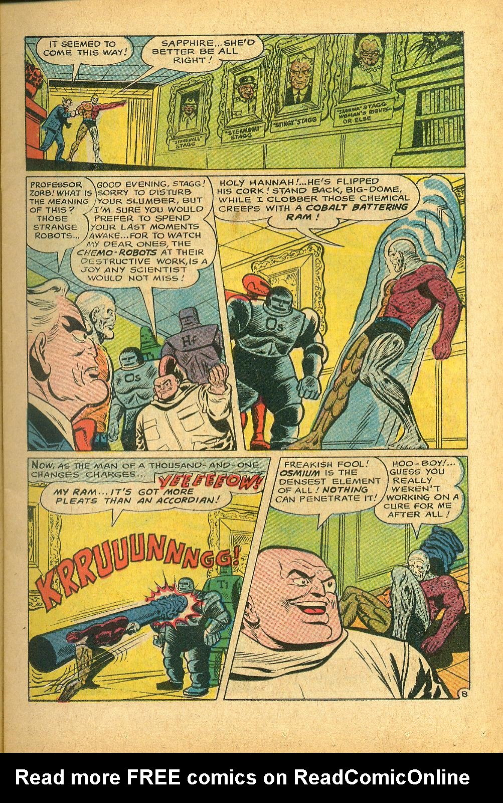 Metamorpho (1965) issue 12 - Page 11