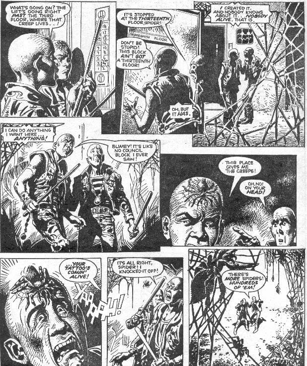 Read online The Thirteenth Floor (2007) comic -  Issue # Full - 11