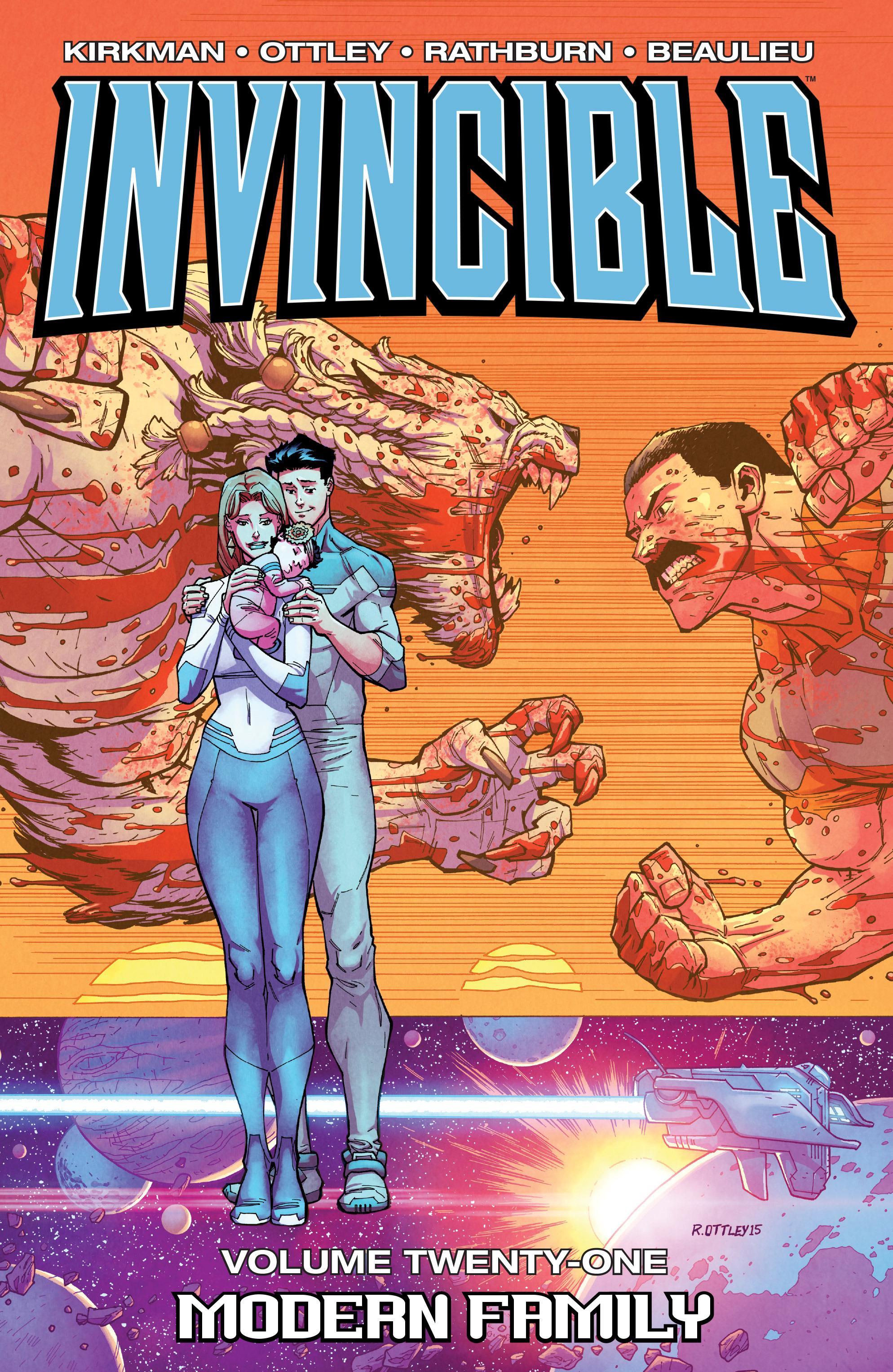Invincible (2003) _TPB_21_-_Modern_Family Page 1