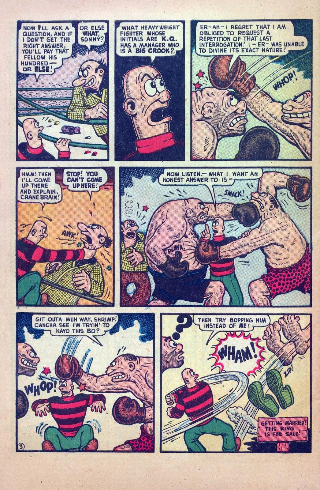 Read online Joker Comics comic -  Issue #20 - 30