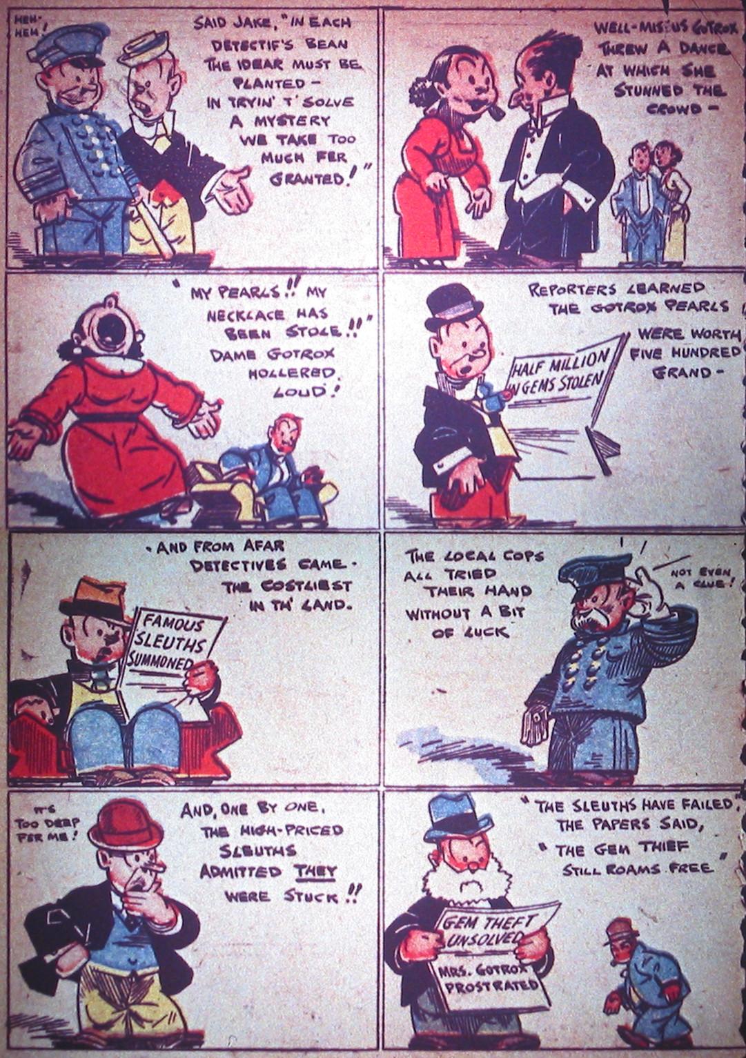 Read online Detective Comics (1937) comic -  Issue #1 - 45