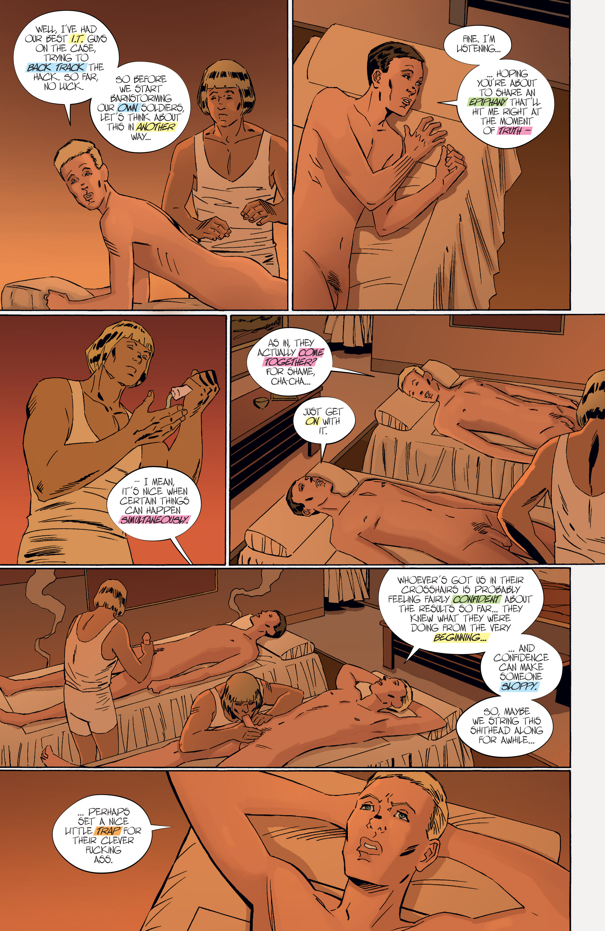 Read online Sex comic -  Issue #7 - 15