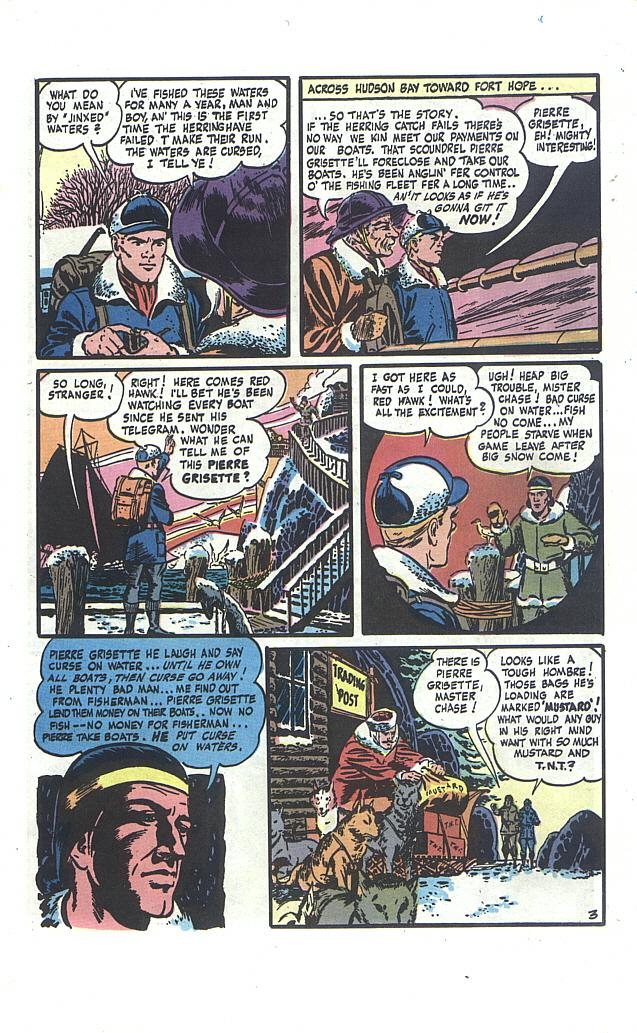 Read online Golden-Age Men of Mystery comic -  Issue #2 - 5