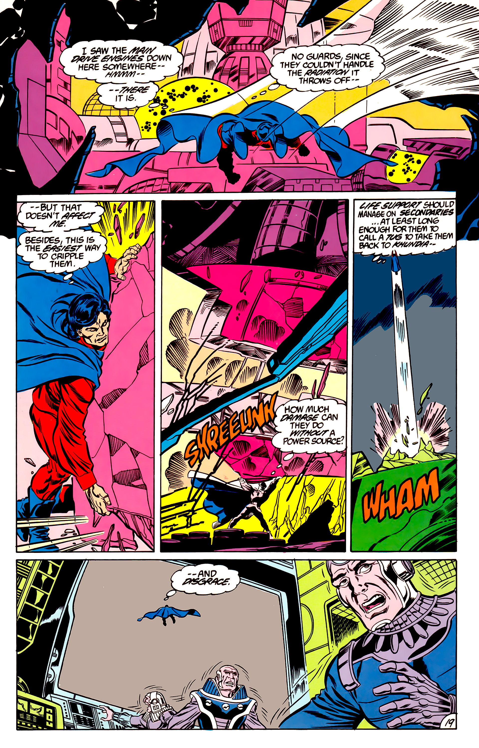 Legion of Super-Heroes (1984) 47 Page 19