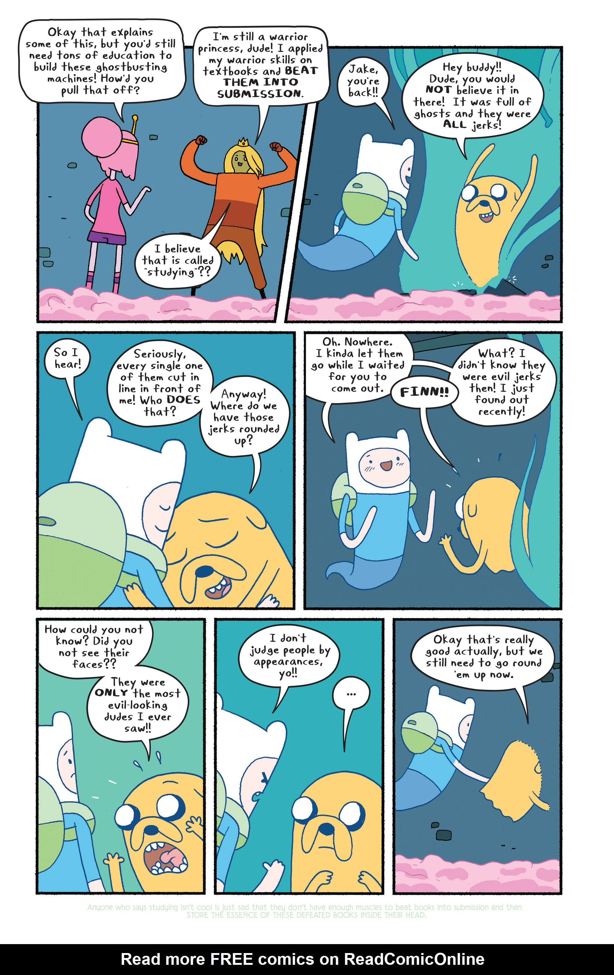 Read online Adventure Time comic -  Issue #Adventure Time _TPB 6 - 79