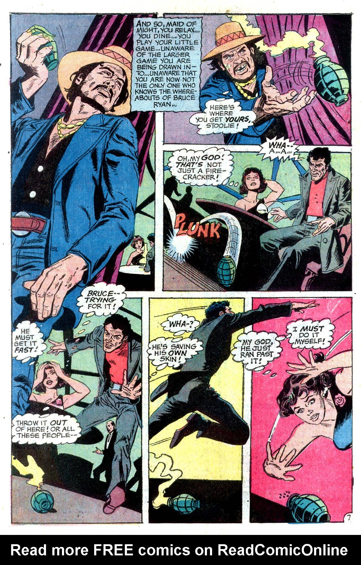 Read online Adventure Comics (1938) comic -  Issue #424 - 8