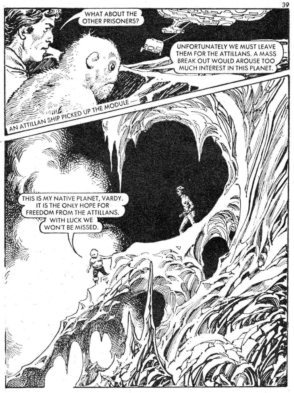 Starblazer issue 87 - Page 39