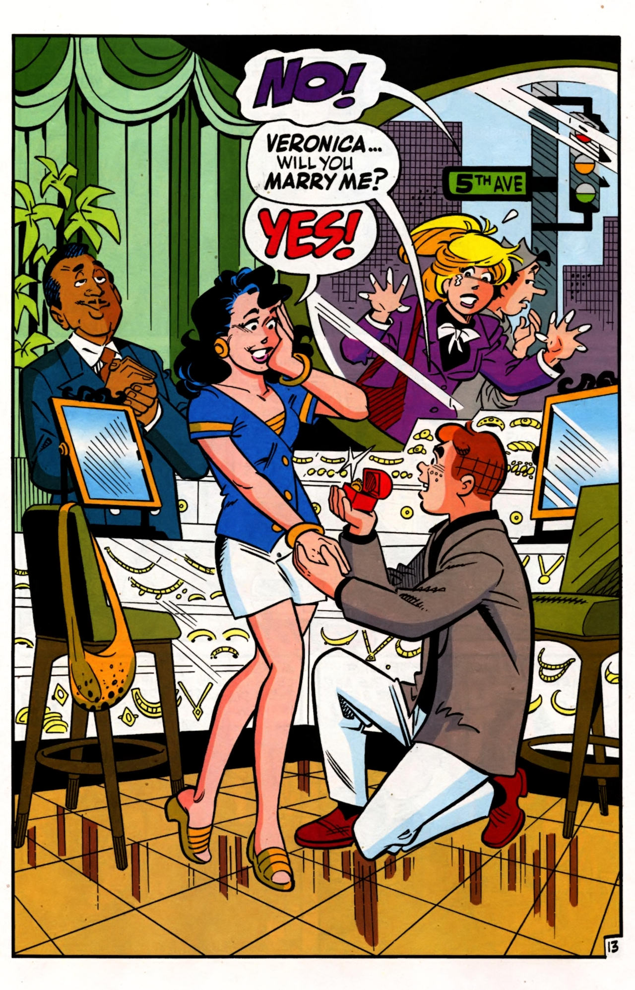 Read online Archie (1960) comic -  Issue #600 - 18