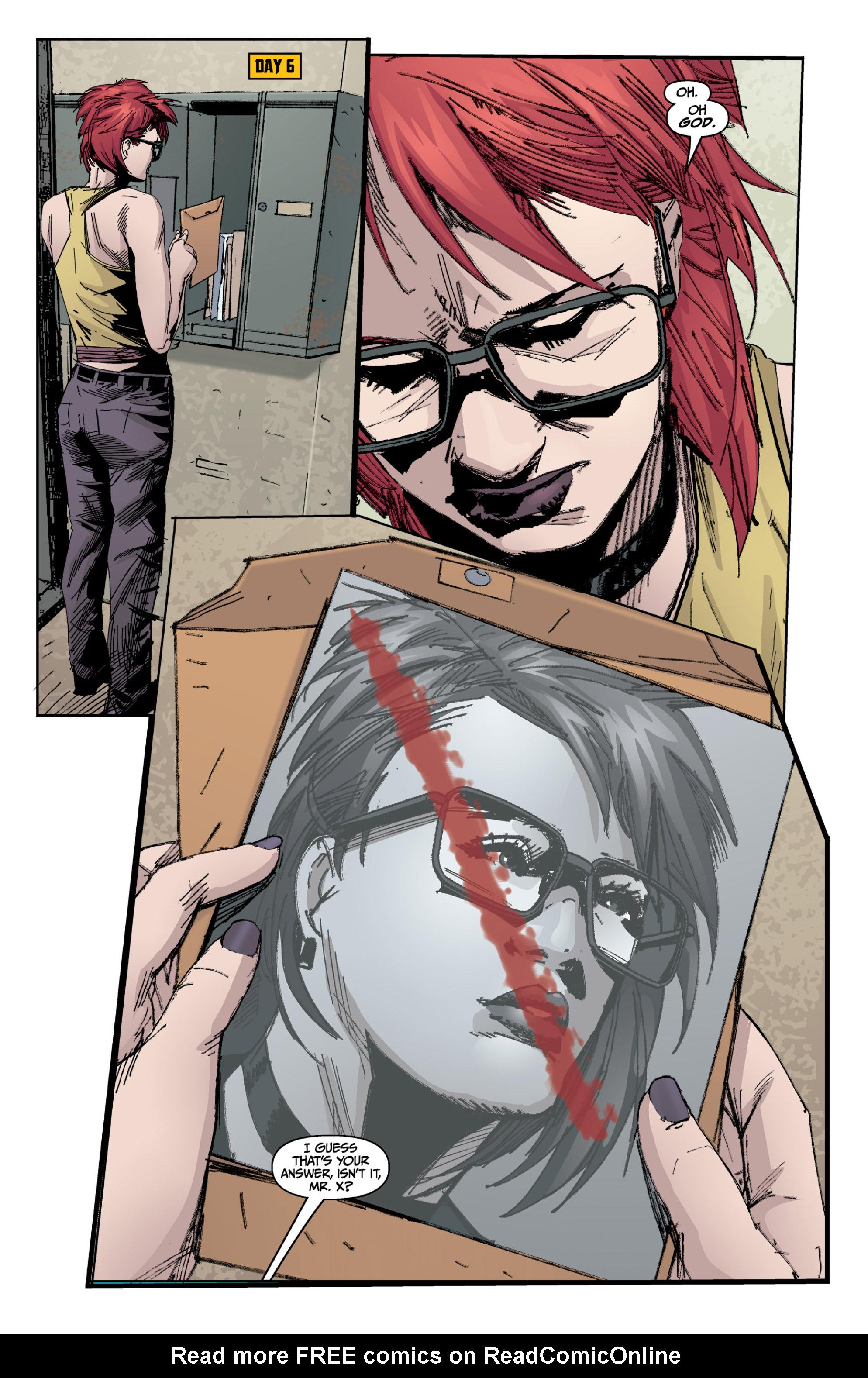Read online X: Big Bad comic -  Issue # Full - 78