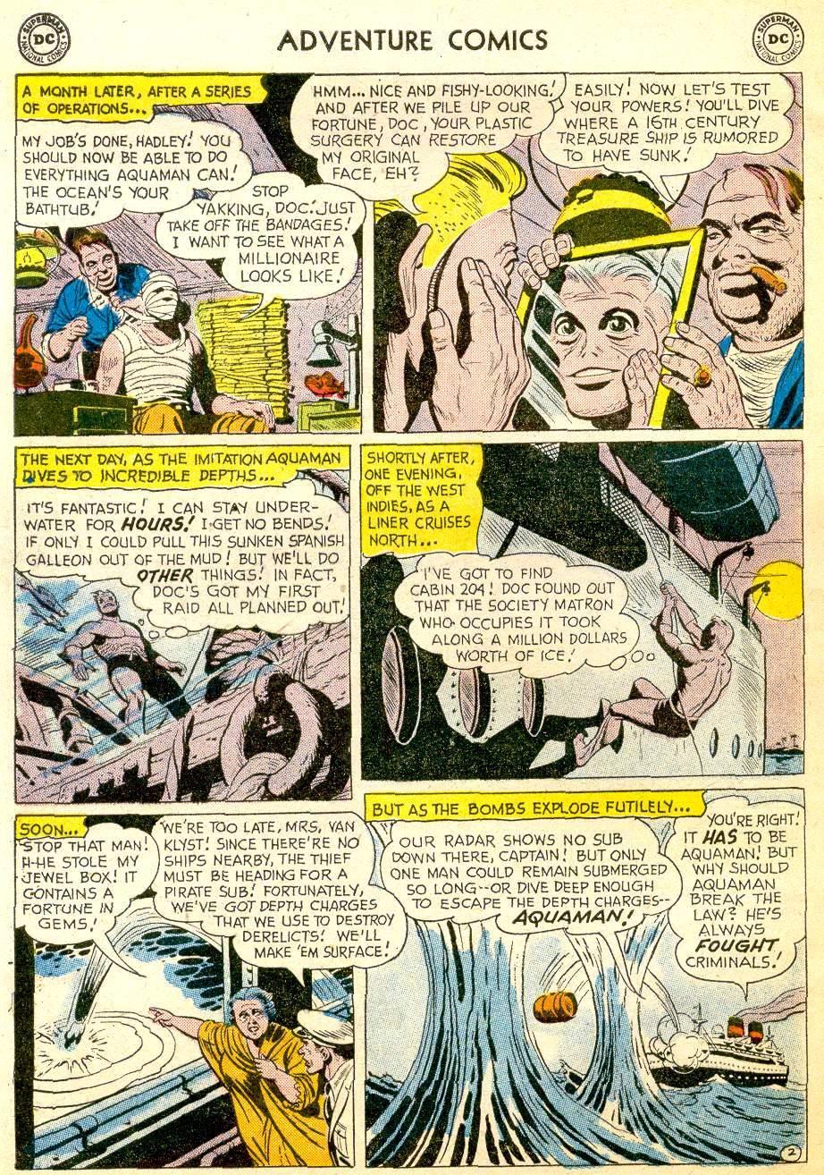 Read online Adventure Comics (1938) comic -  Issue #257 - 28