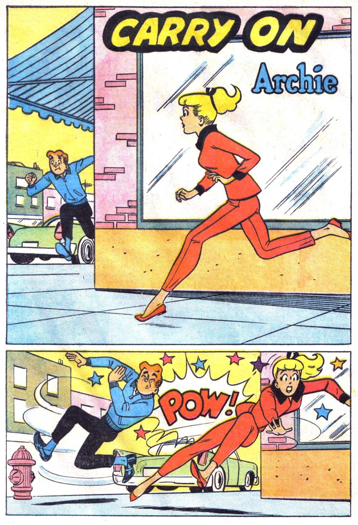 Read online Archie (1960) comic -  Issue #147 - 20