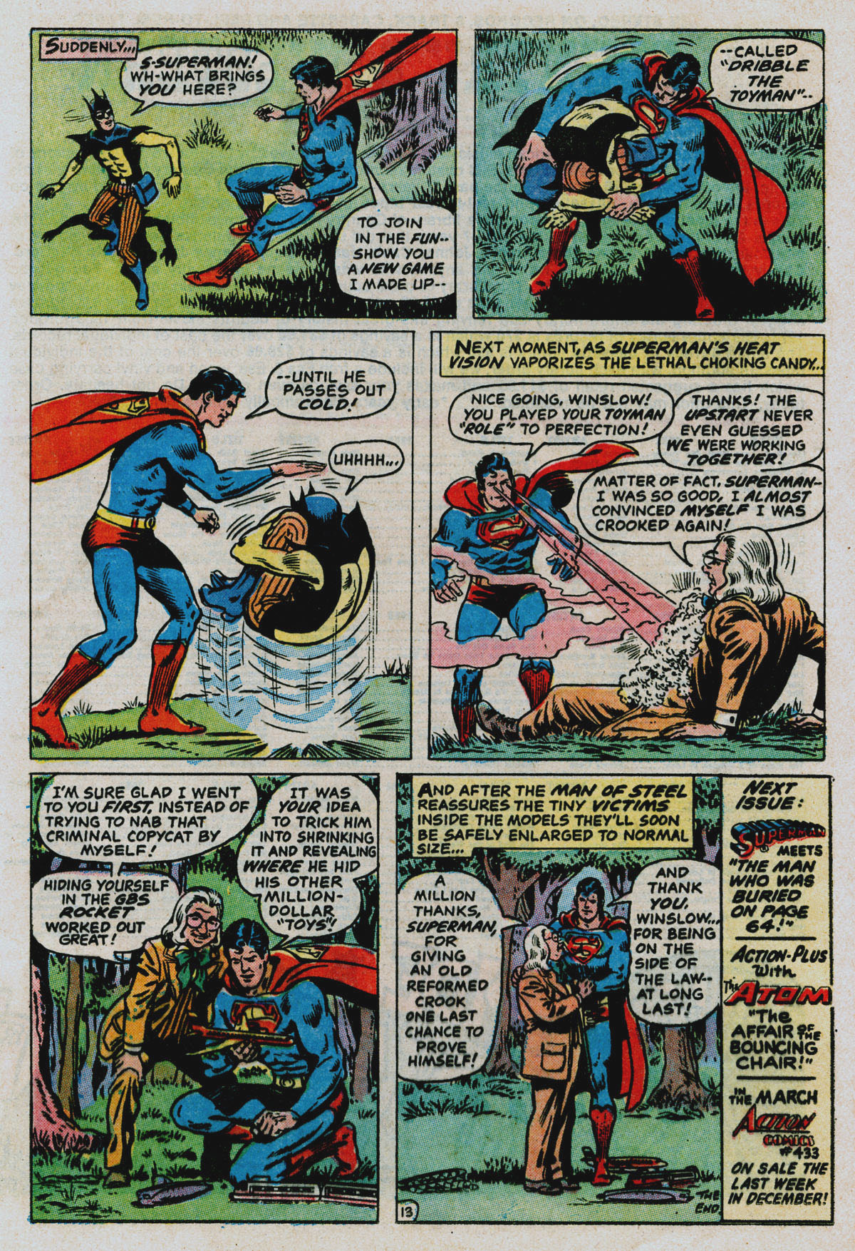 Read online Action Comics (1938) comic -  Issue #432 - 17