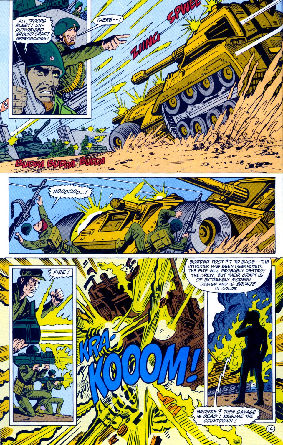 Doc Savage (1988) issue 13 - Page 16