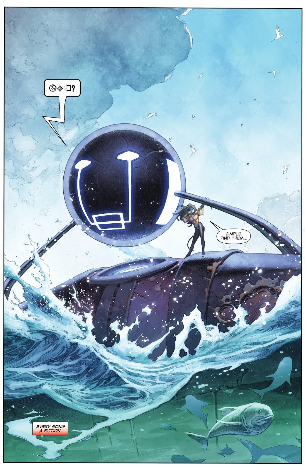 Read online X-O Manowar (2017) comic -  Issue #24 - 3
