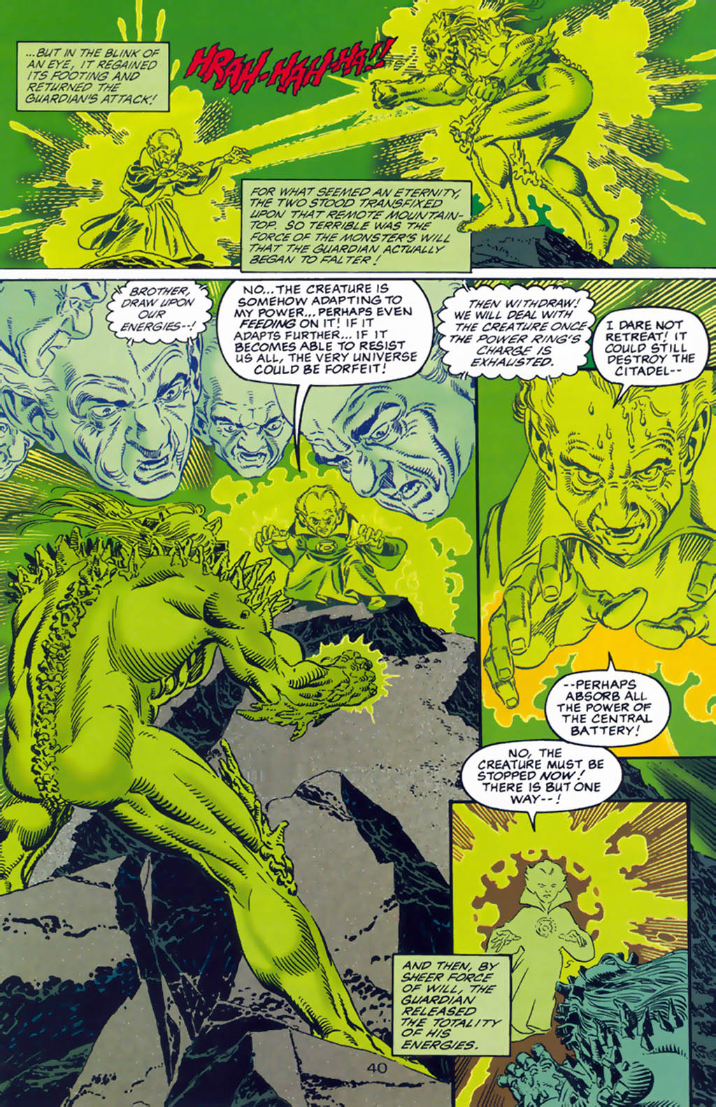 Read online Doomsday Annual comic -  Issue # Full - 42