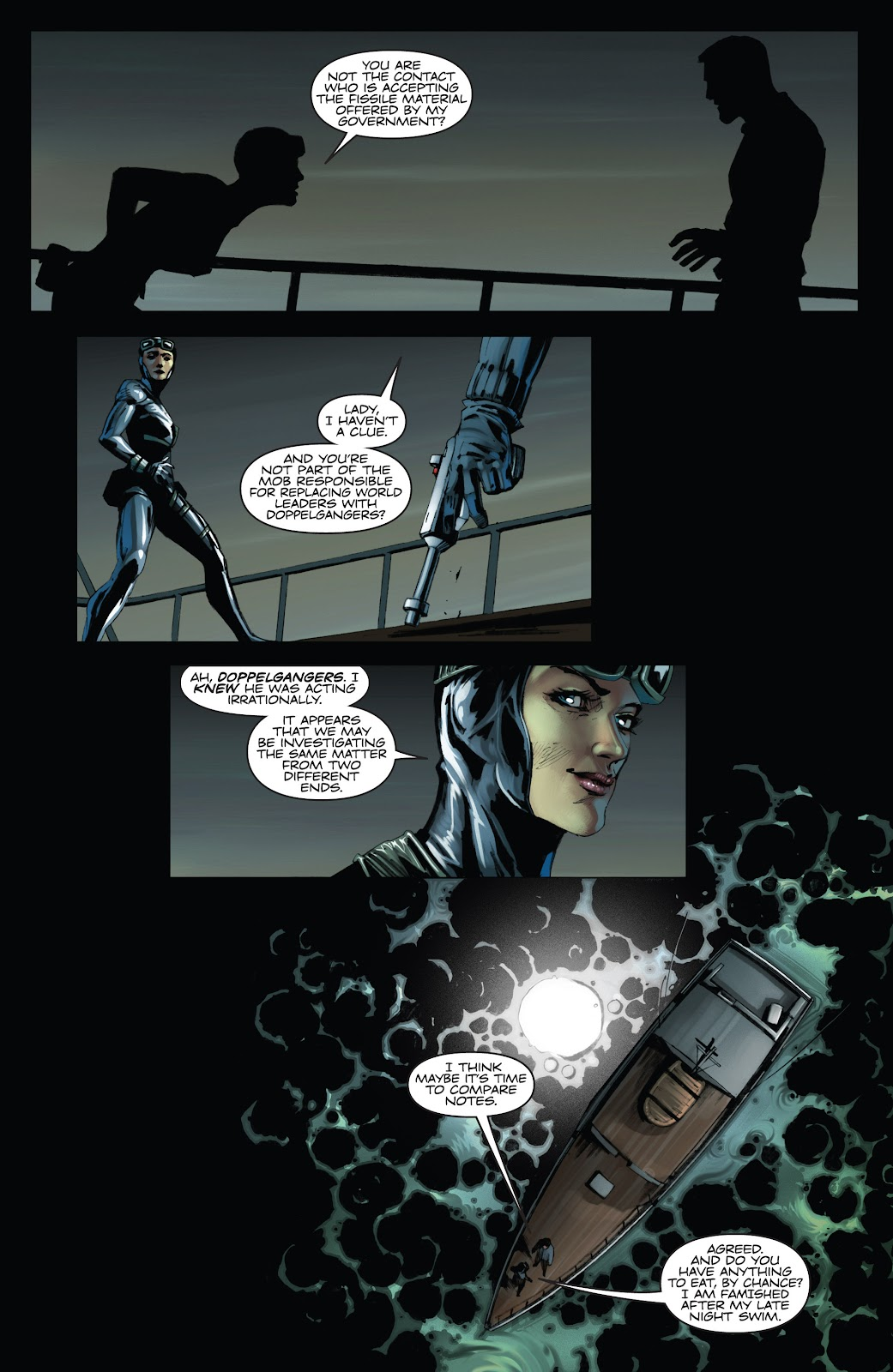 Read online Codename: Action comic -  Issue #3 - 21