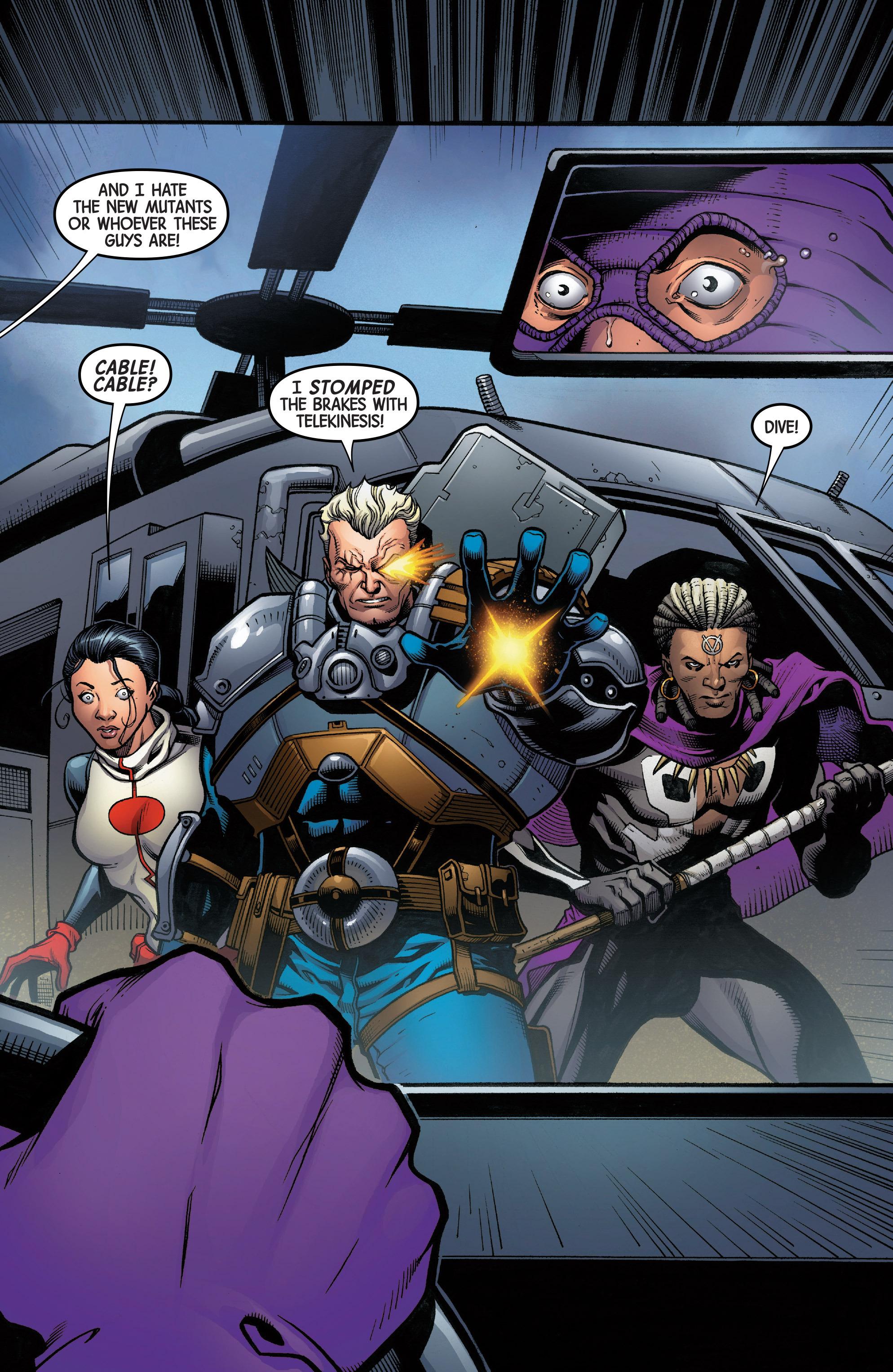Read online Uncanny Avengers [II] comic -  Issue #7 - 11