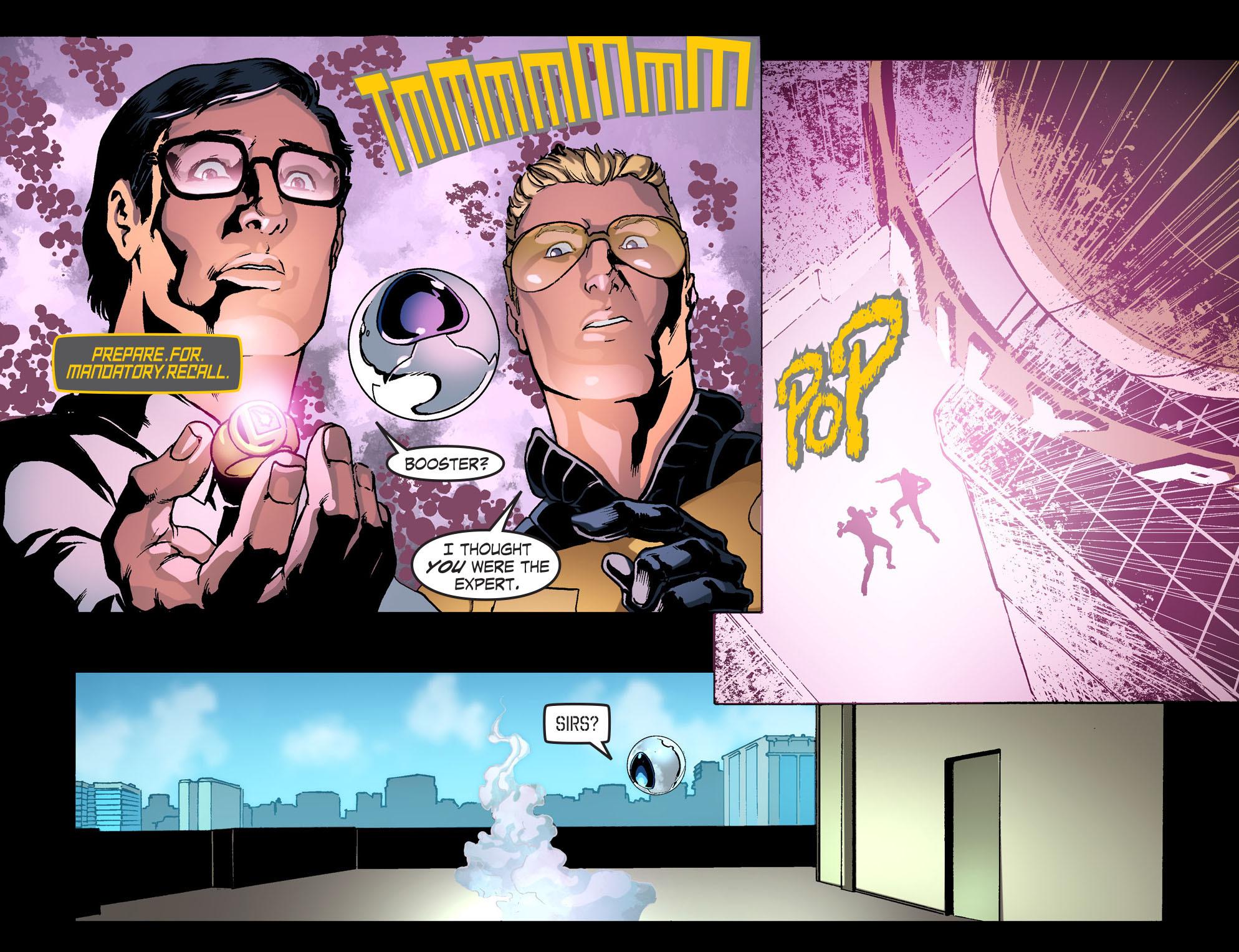 Read online Smallville: Season 11 comic -  Issue #42 - 20
