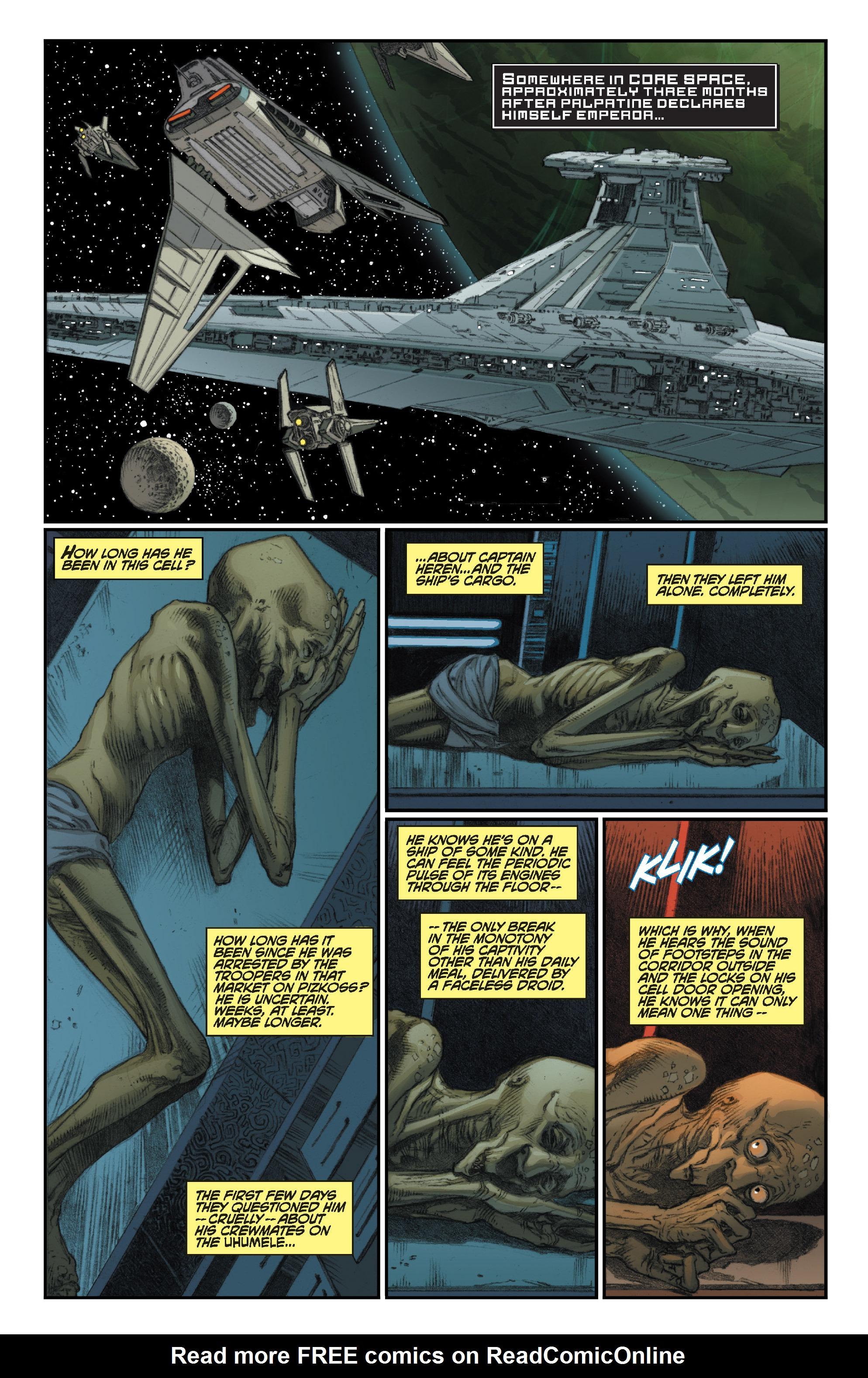 Read online Star Wars Omnibus comic -  Issue # Vol. 31 - 283
