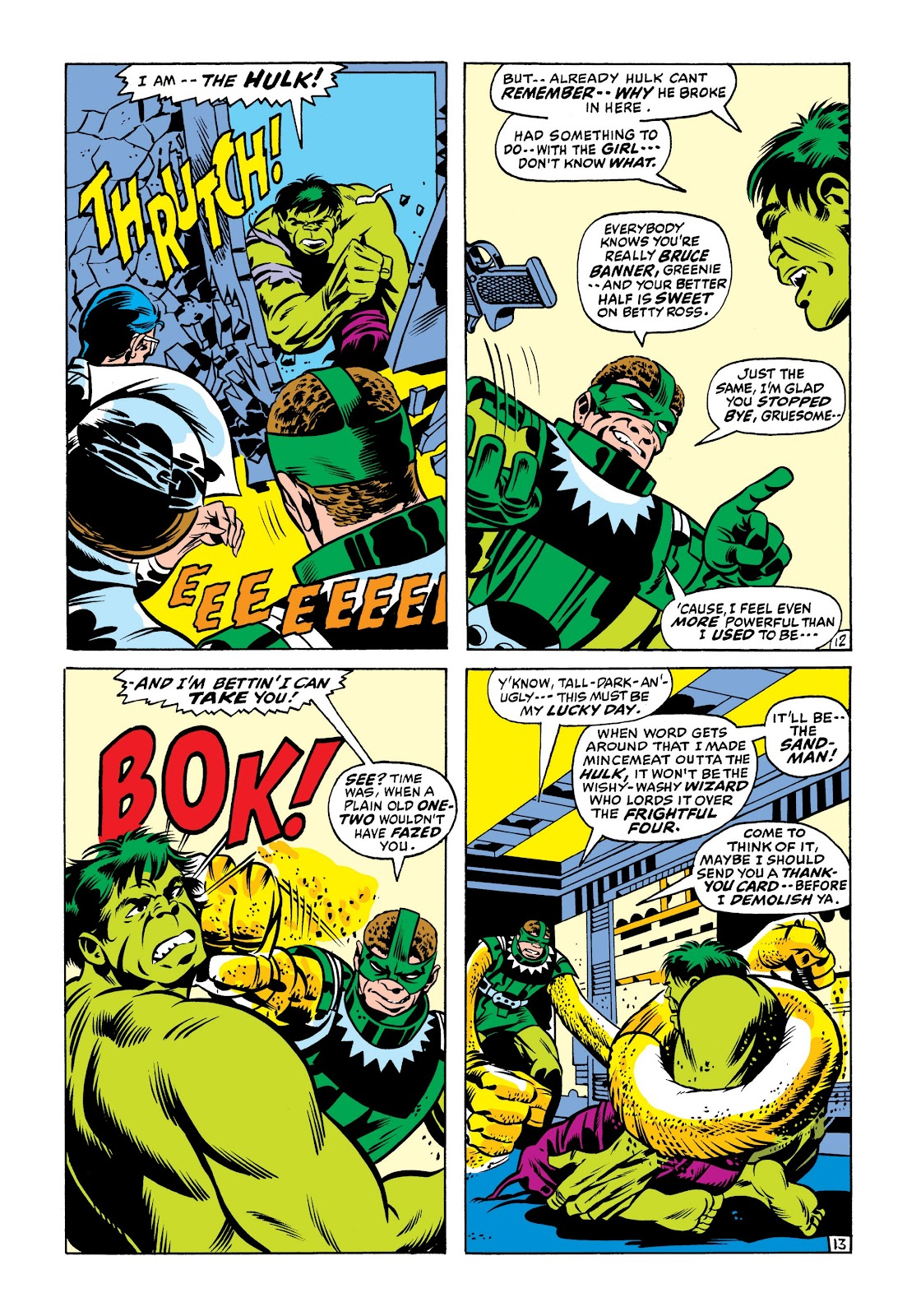 Read online Marvel Masterworks: The Incredible Hulk comic -  Issue # TPB 7 (Part 1) - 79