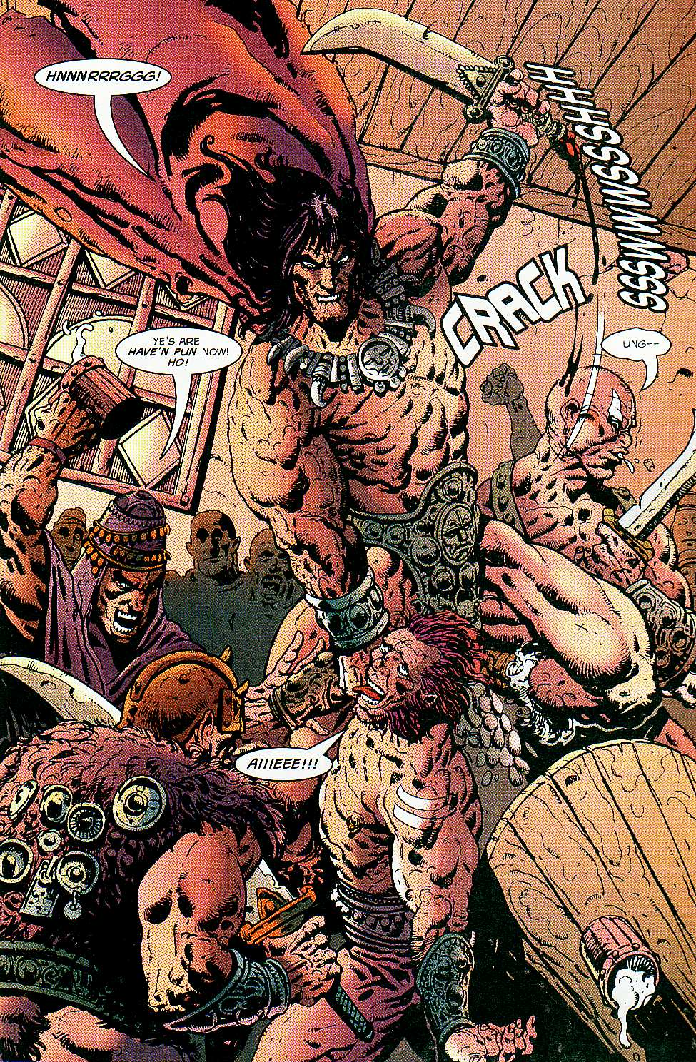 Read online Conan: Return of Styrm comic -  Issue #2 - 24