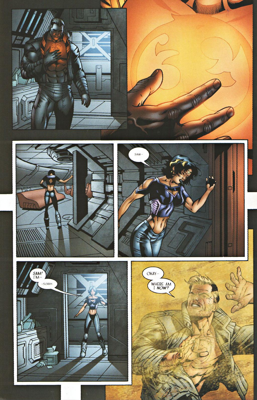 Read online Sigil (2000) comic -  Issue #40 - 9