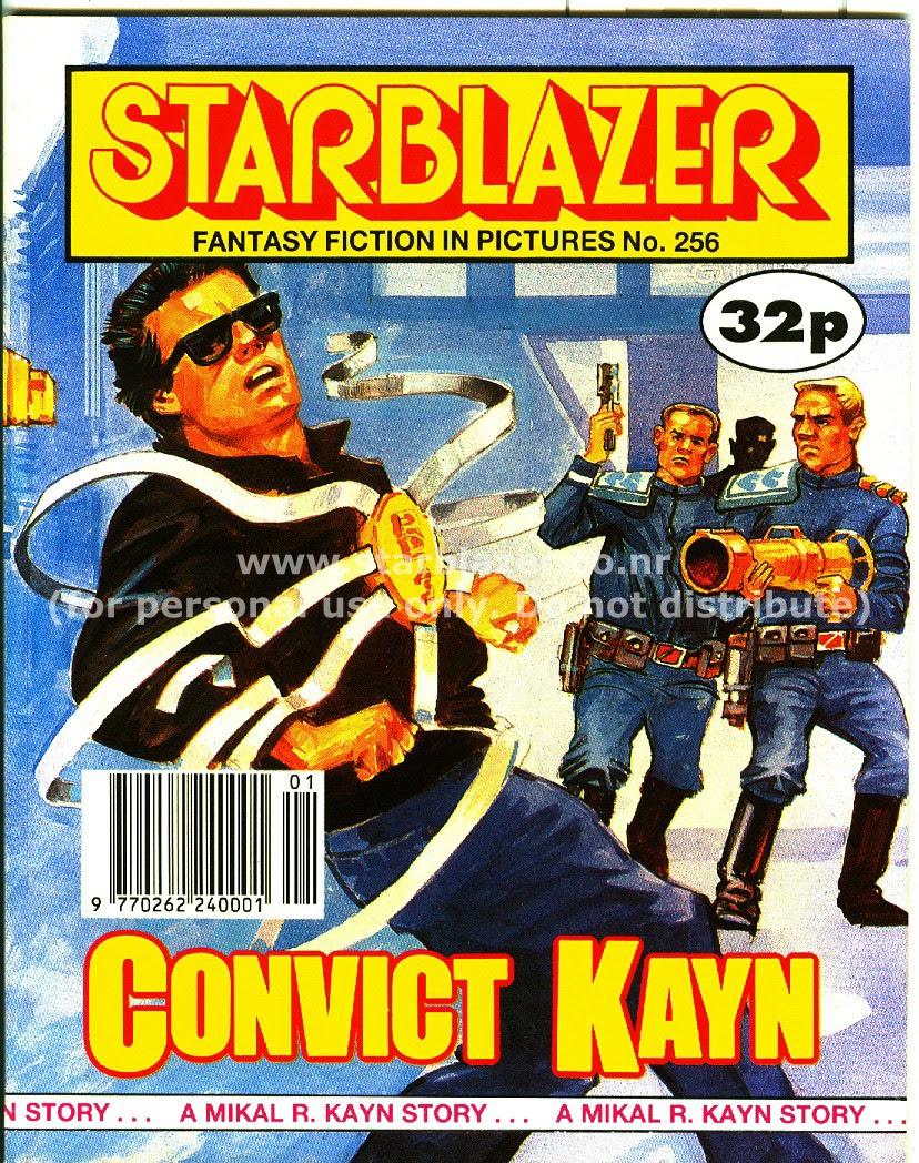 Starblazer issue 256 - Page 1
