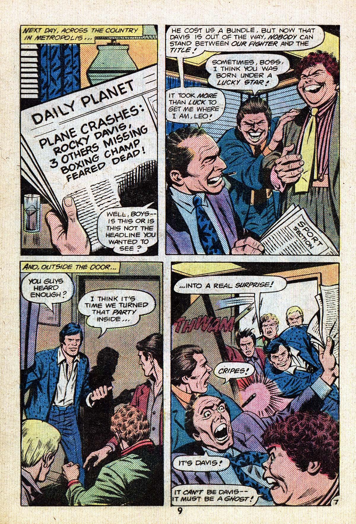 Read online Adventure Comics (1938) comic -  Issue #494 - 9