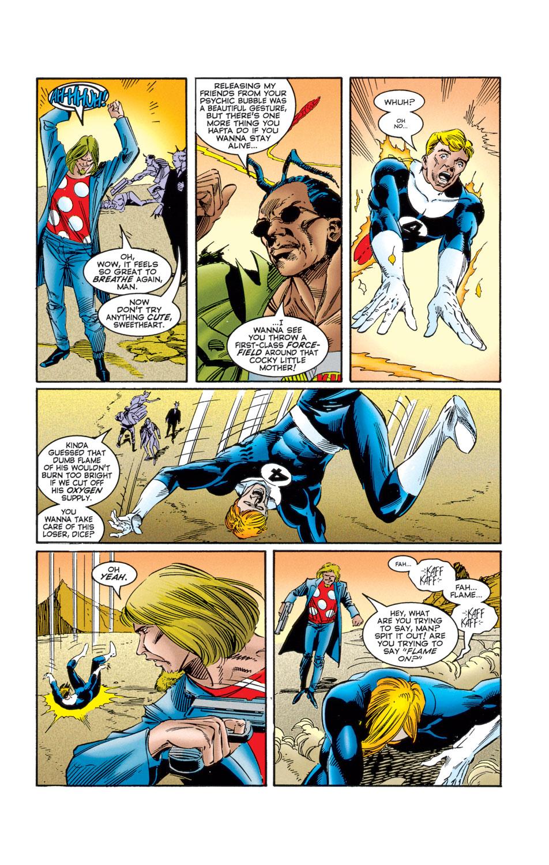 Read online Skrull Kill Krew (1995) comic -  Issue #4 - 19