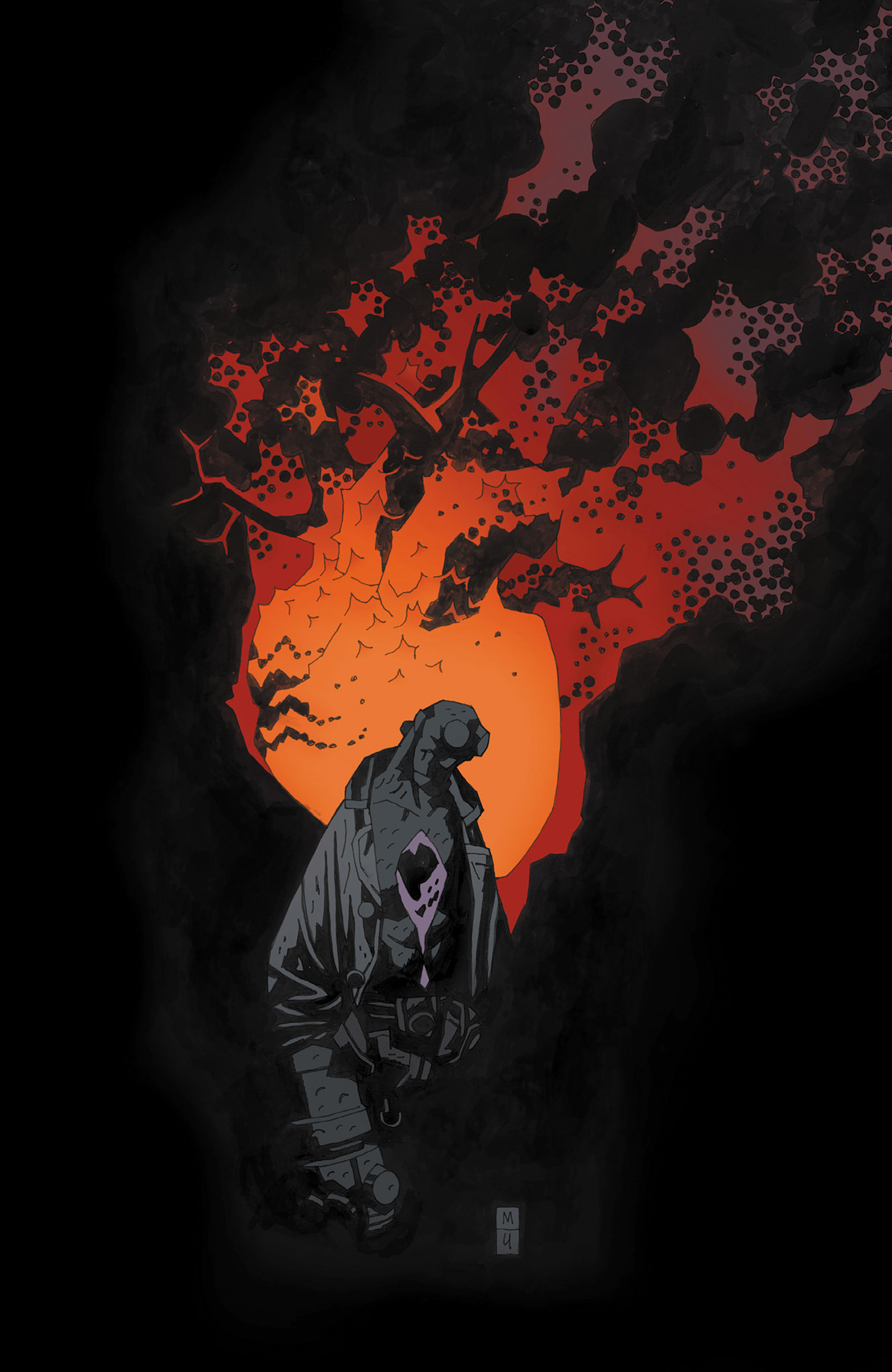 Read online Hellboy: Strange Places comic -  Issue # TPB - 3