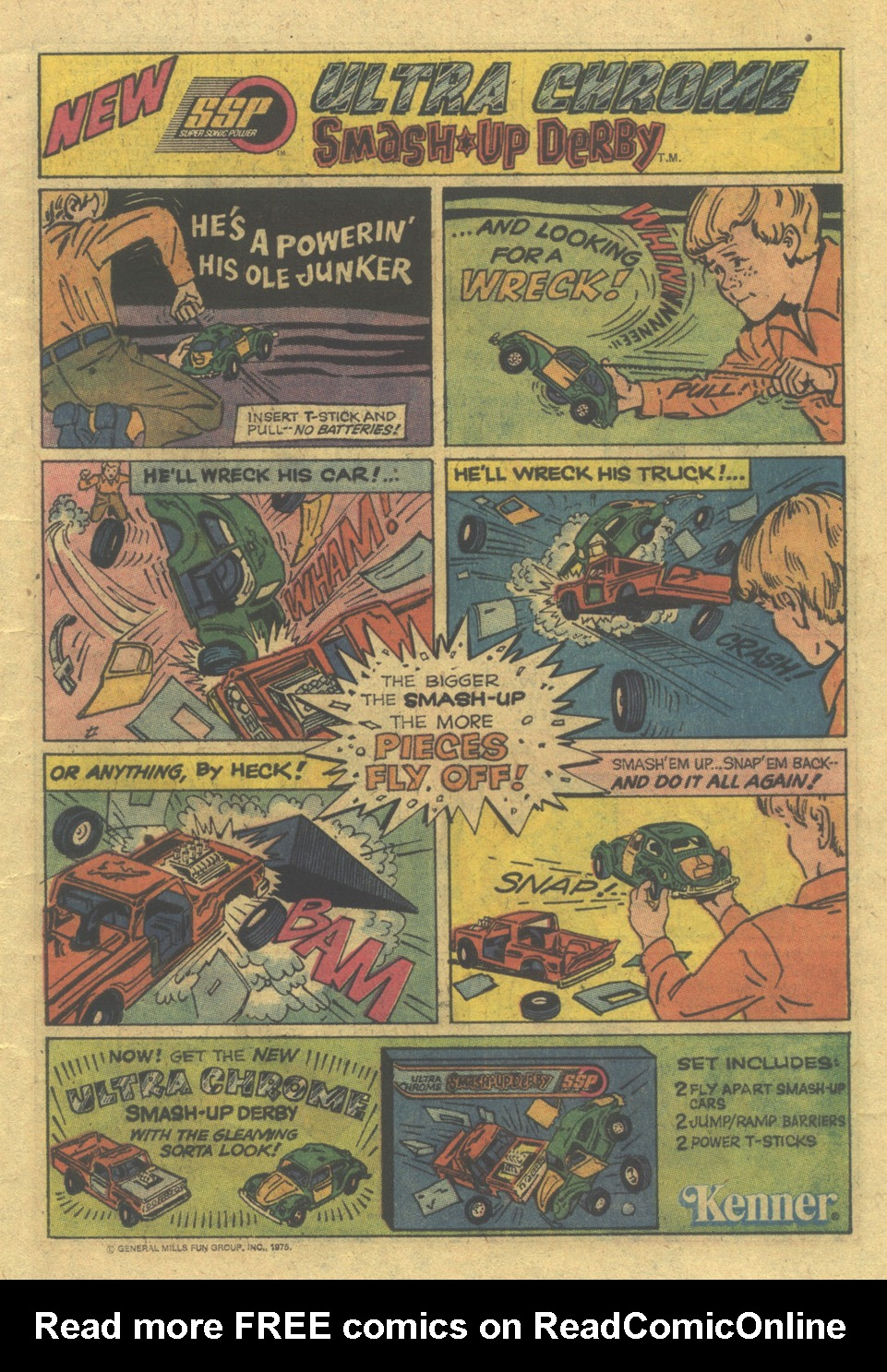 Read online Uncle Scrooge (1953) comic -  Issue #124 - 7
