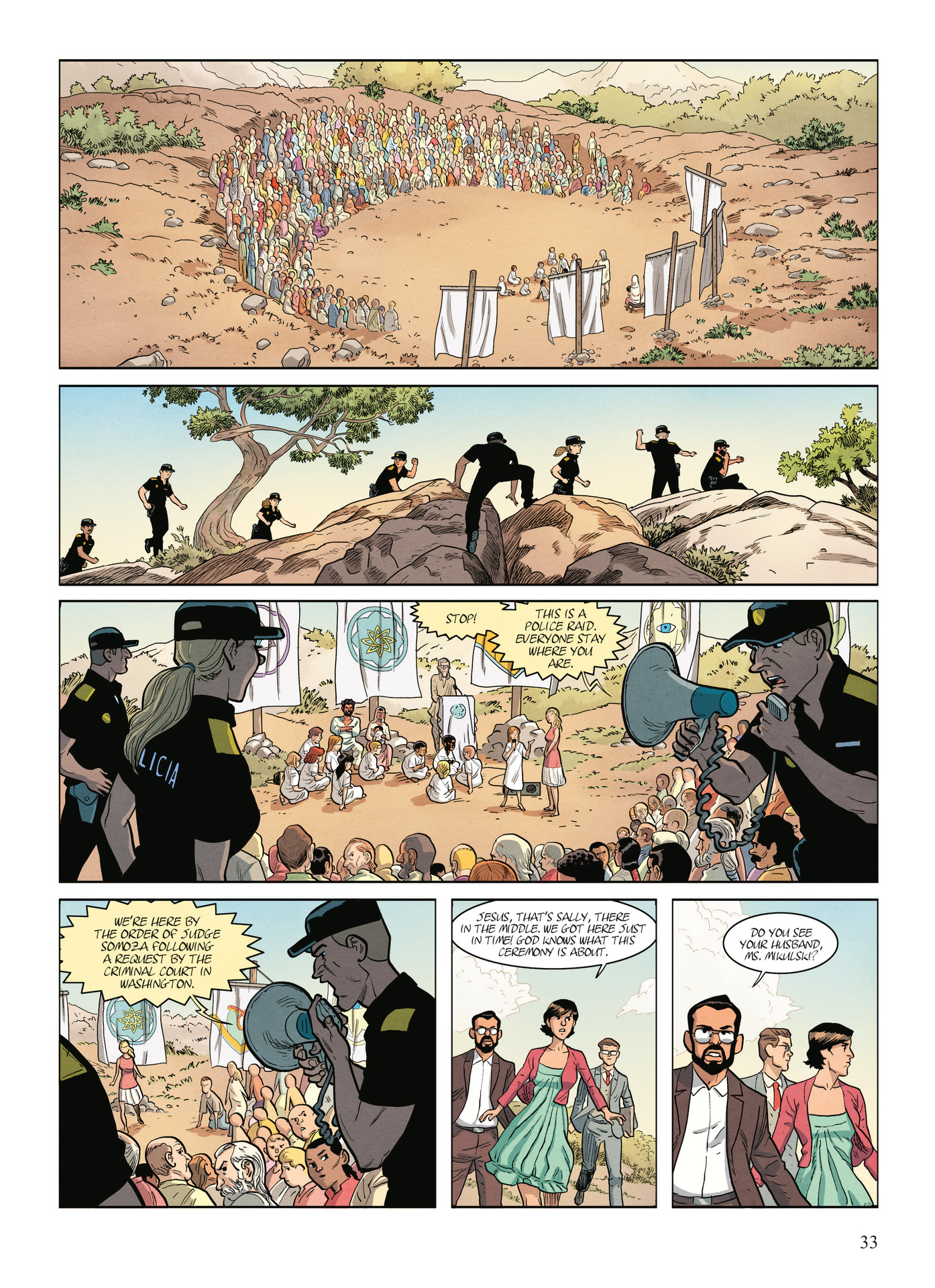 Read online Alter Ego comic -  Issue #9 - 35
