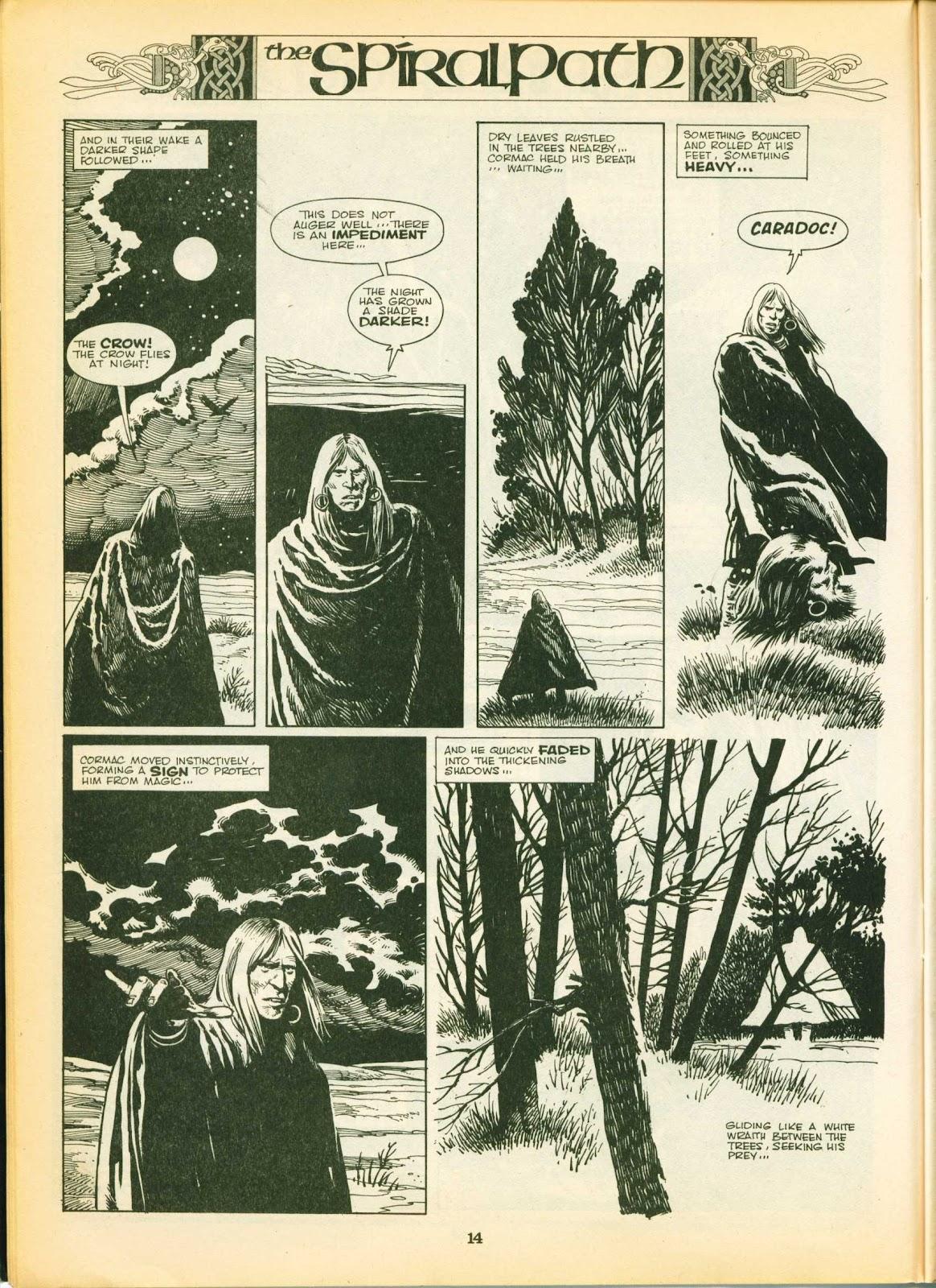 Warrior Issue #11 #12 - English 14