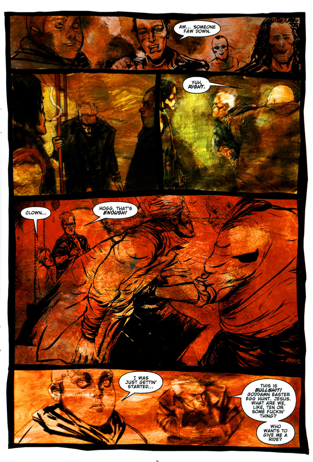 Read online Silent Hill: Dying Inside comic -  Issue #3 - 11