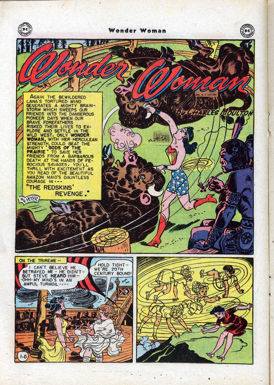 Read online Wonder Woman (1942) comic -  Issue #17 - 24