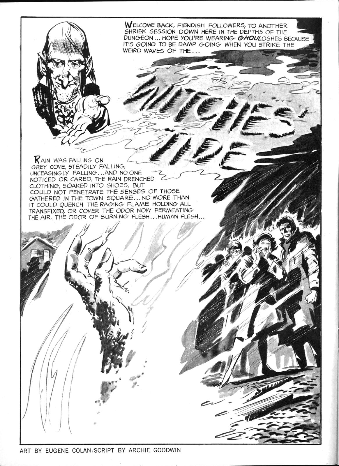 Creepy (1964) Issue #25 #25 - English 12