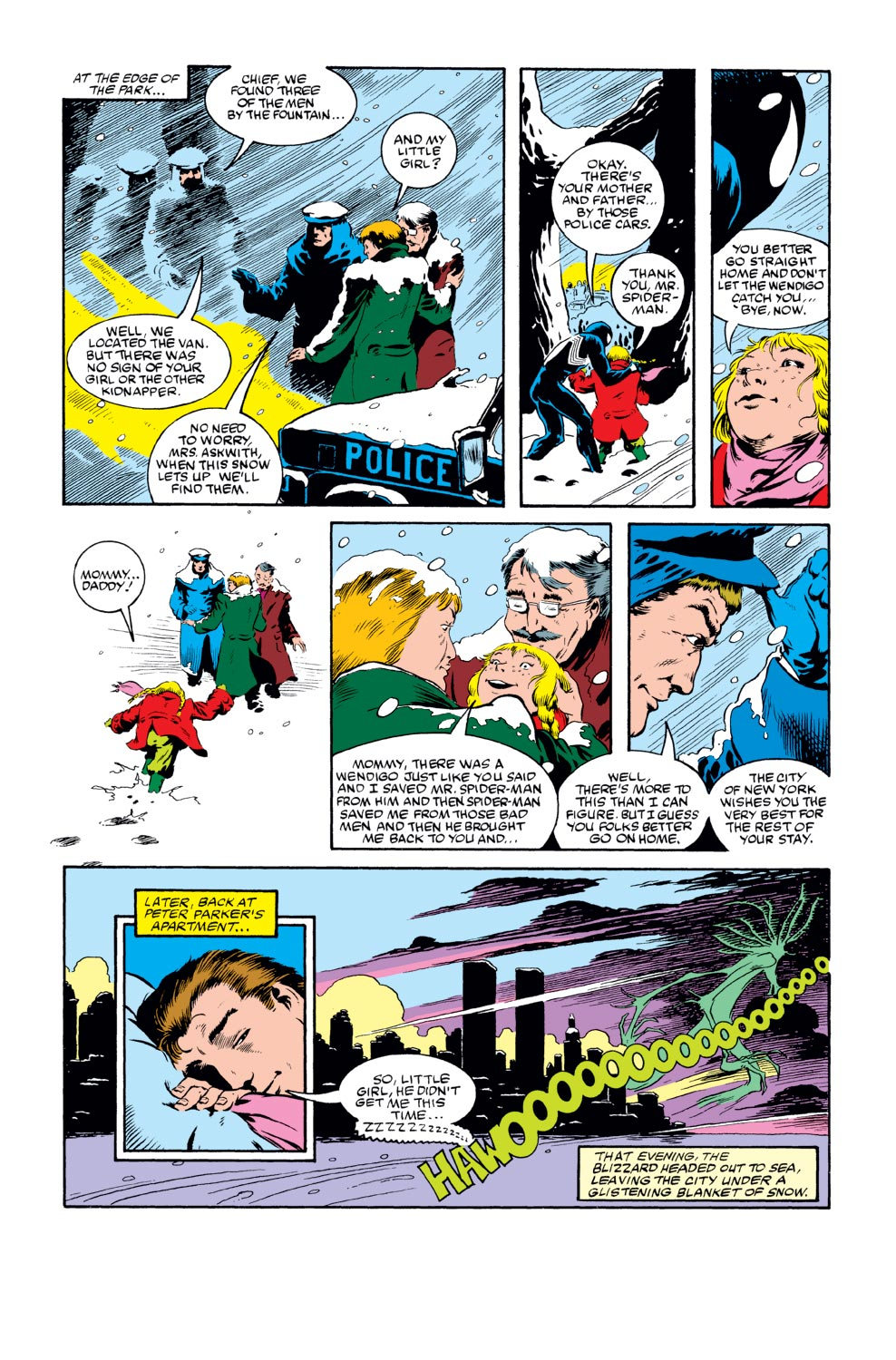 The Amazing Spider-Man (1963) 277 Page 22