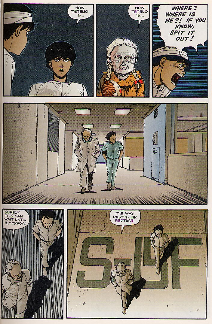 Read online Akira comic -  Issue #8 - 21