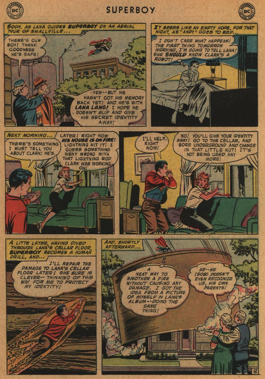 Superboy (1949) issue 63 - Page 29