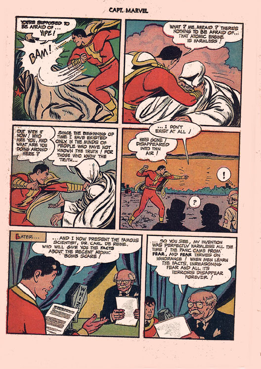 Captain Marvel Adventures issue 89 - Page 11