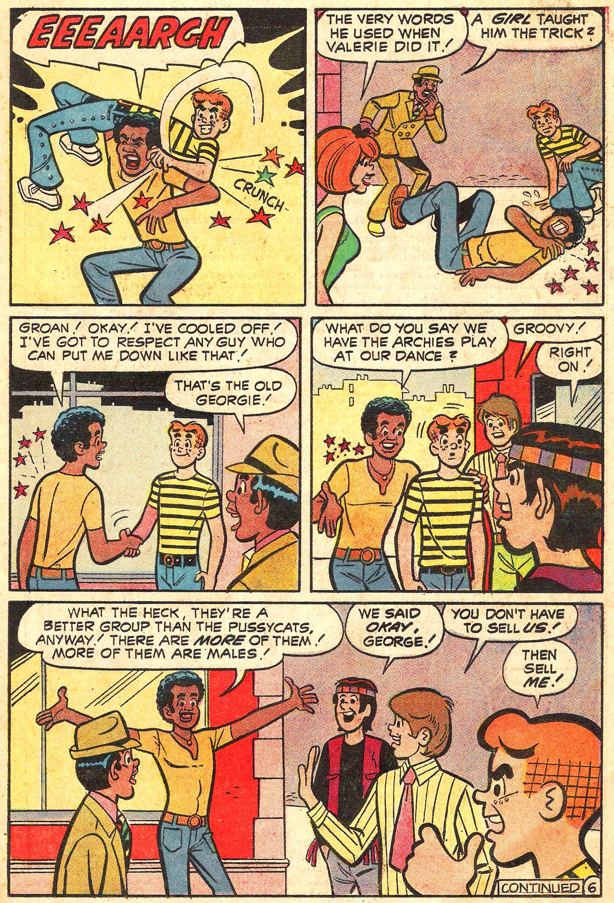 Read online She's Josie comic -  Issue #59 - 27