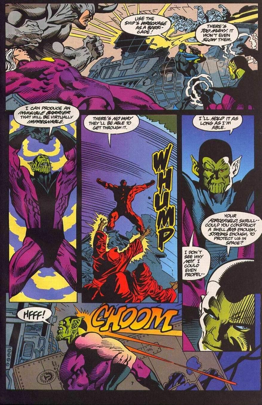 Read online Secret Defenders comic -  Issue #14 - 7