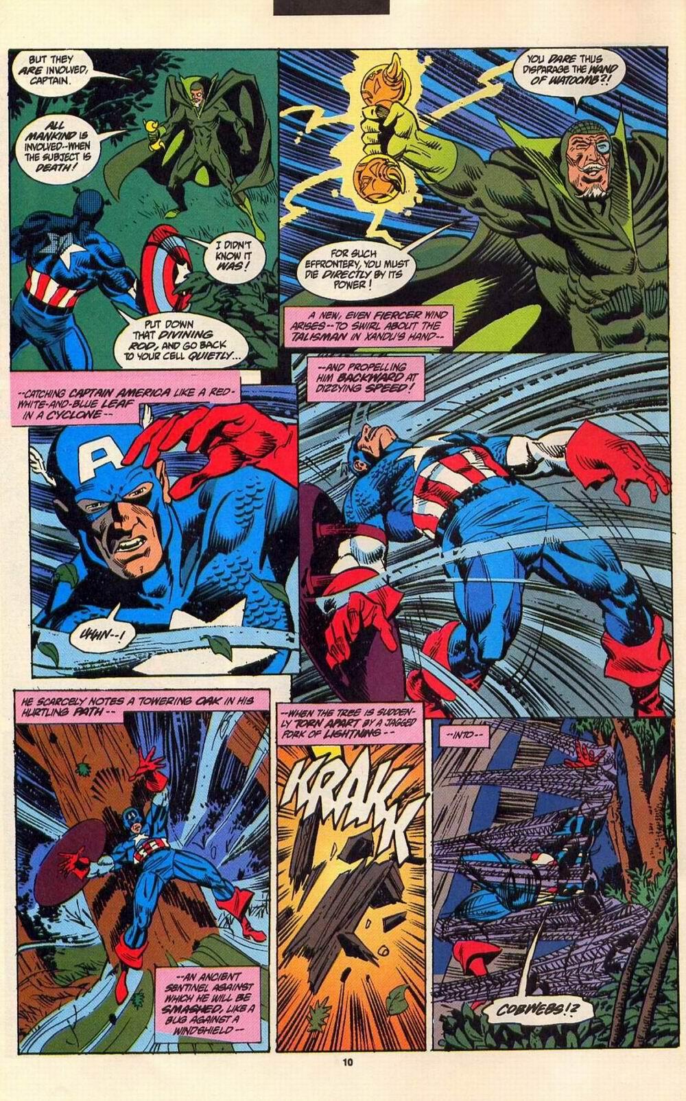 Read online Secret Defenders comic -  Issue #6 - 9