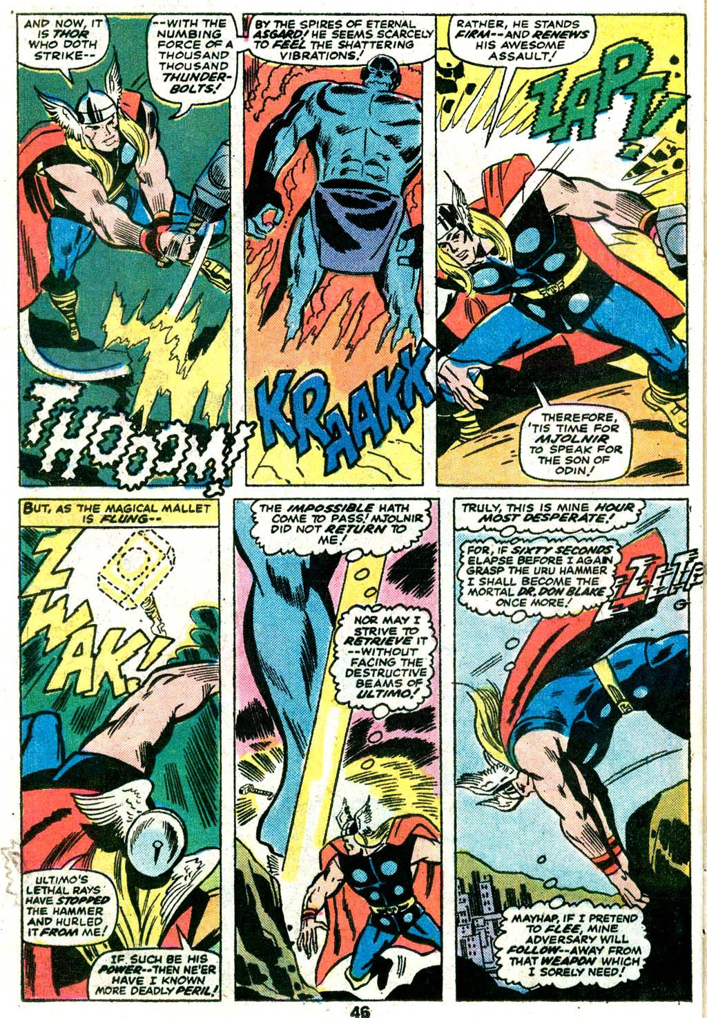 Giant-Size Avengers (1974) issue 5 - Page 37